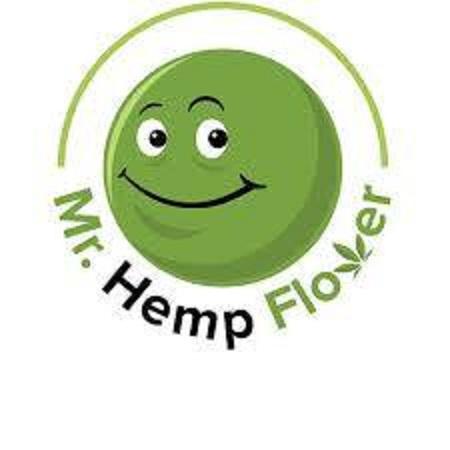 Mr. Hemp Flower Logo