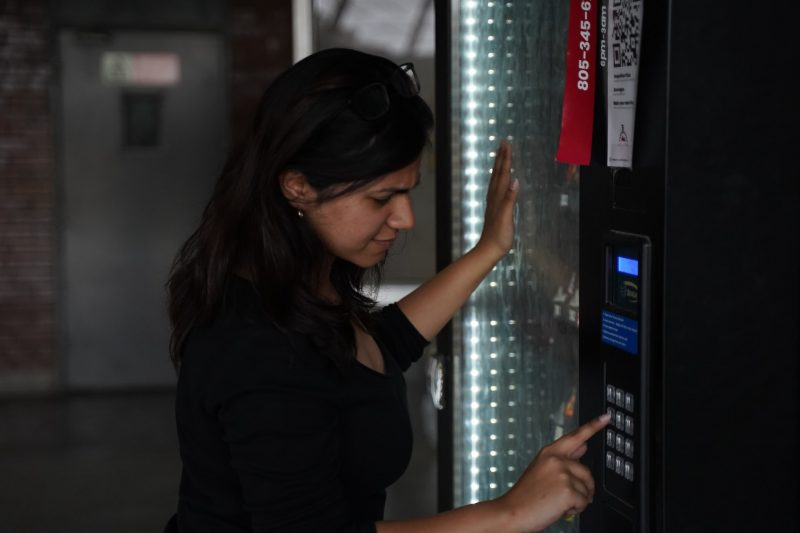 Lifestyle News - Vending Machine