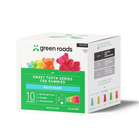 Best CBD Gummies - Green Roads CBD Review