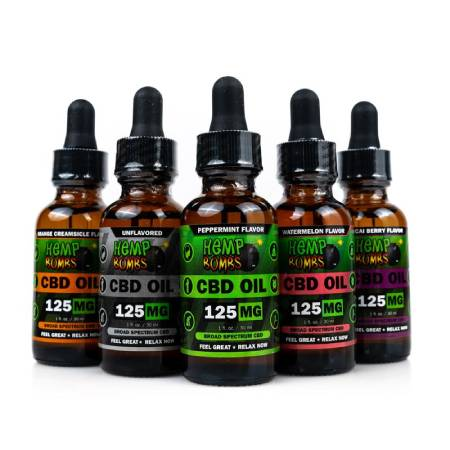 Best CBD Oil - Hemp Bombs Review