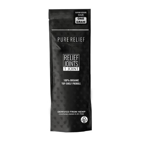 Best CBD Pre Rolls - Pure Relief Review