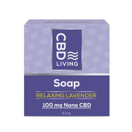Best CBD Soap - CBD Living Review
