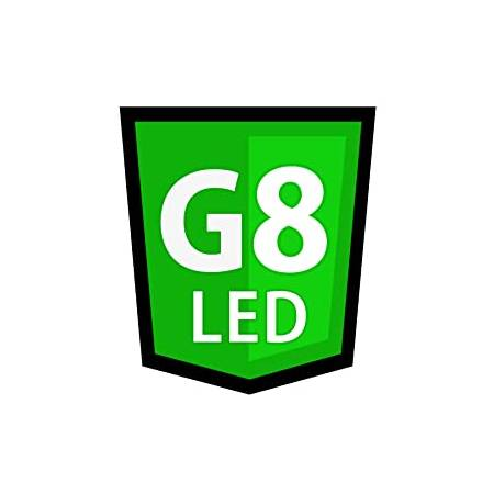 G8 LED Logo
