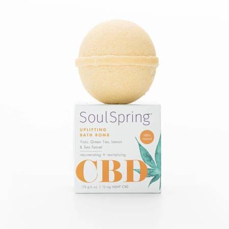 Best CBD Bath Bombs - SoulSpring Review