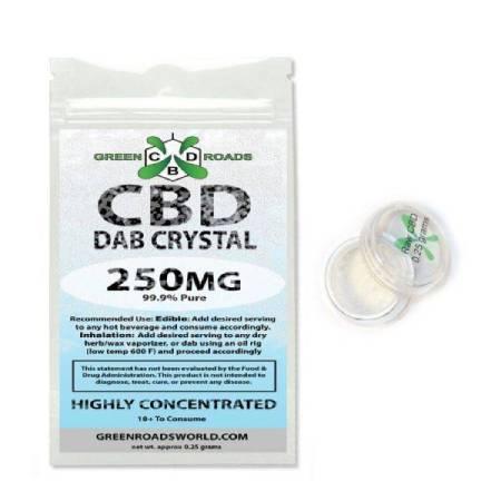 Best CBD Crystals - Green Roads CBD Review