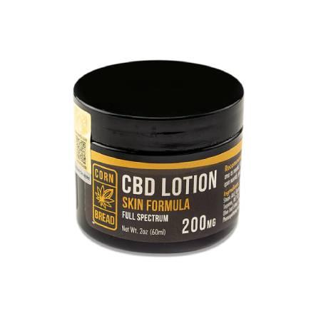 Best CBD Lotion - Cornbread Hemp Review