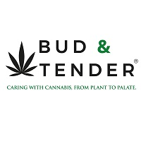 Best CBD Oil for Anxiety (UK) - Bud & Tender Logo