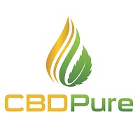 Best CBD Oil for Anxiety (UK) - CBD Pure Logo
