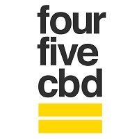 Best CBD Oil for Anxiety (UK) - fourfivecbd Logo