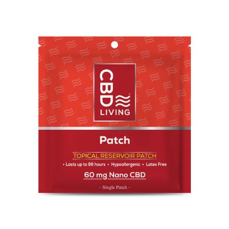 Best CBD Patches - CBD Living Review