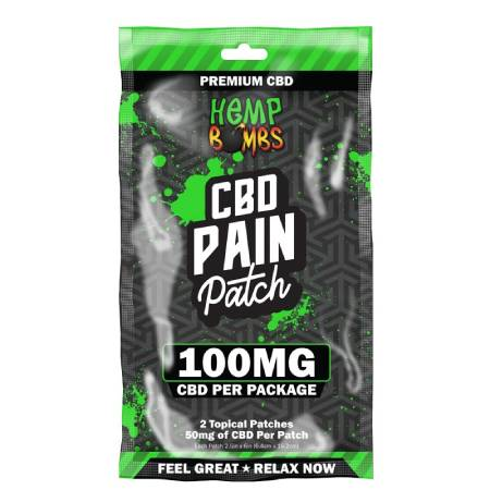 Best CBD Patches - Hemp Bombs Review