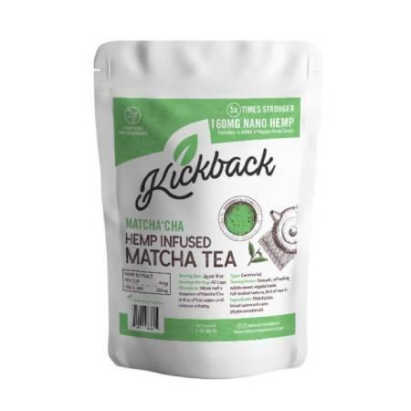 Best CBD Tea - Kickback Review