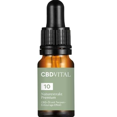 Bestes CBD Öl - CBD Vital im Test