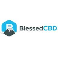 CBD Oil for Pain UK - Blessed CBD Logo
