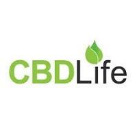 CBD Oil for Pain UK - CBDLife Logo