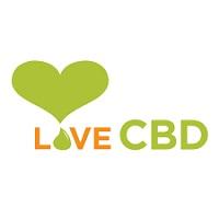 CBD Oil for Pain UK - Love CBD Logo