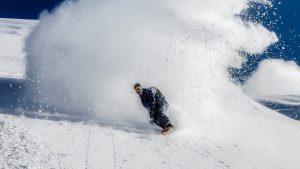 CBD Brand Ikänik Life Signs American Snowboarder Toby Miller