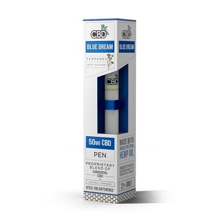 Best CBD Vape Pen UK - CBDfx Review