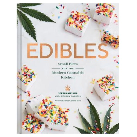 Best Gifts for Stoners - Edibles Small Bites for the Modern Cannabis Kitchen Review