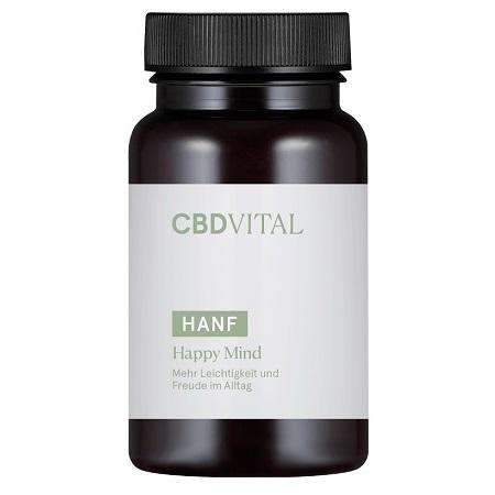Bestes CBD Öl gegen Depression - CBD Vital im Test