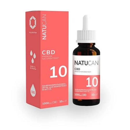 Bestes CBD Öl gegen Depression - Natucan im Test