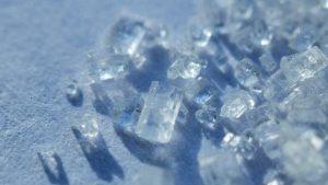 CBD Kristalle: Reines CBD in Kristallform