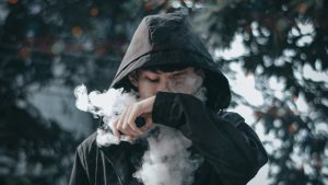Can Free Access to Weed-Vaping Videos Increase Consumption?