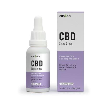 Best CBD Oil For Sleep Canada - CBD2GO Review