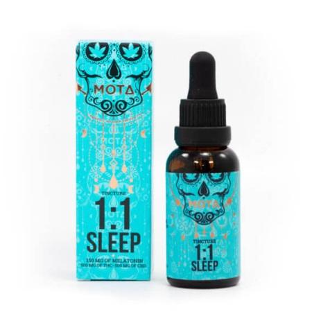 Best CBD Oil For Sleep Canada - Mota Review