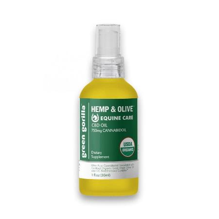 Best CBD Oil for Horses - Green Gorilla Review