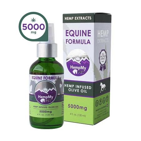 Best CBD Oil for Horses - HempMyPet Review
