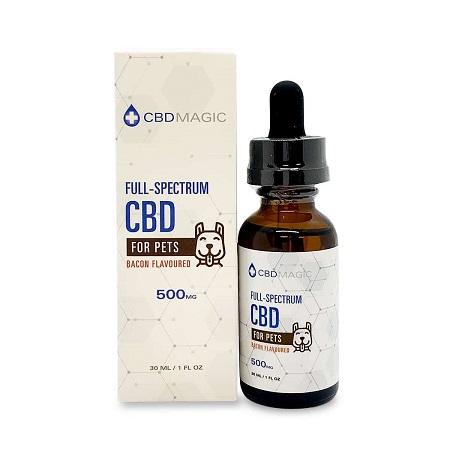 CBD Oil for Dogs Canada - CBDMagic Review