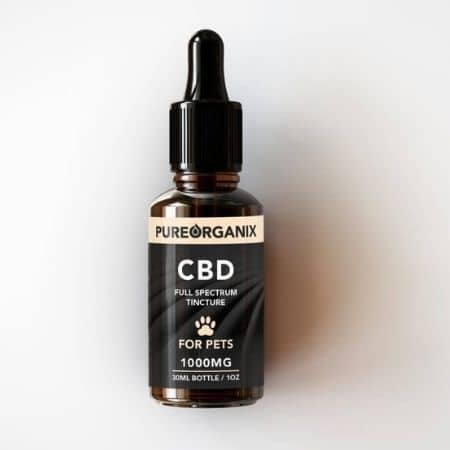 CBD Oil for Dogs Canada - Pure Organix Review