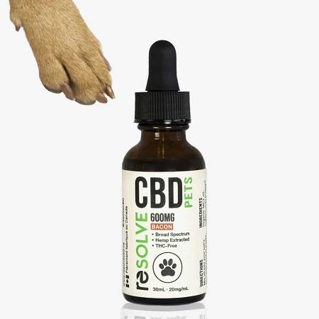 CBD Oil for Dogs Canada - ResolveCBD Review