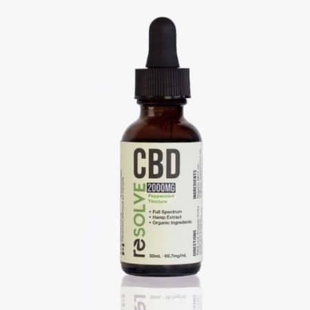 Best CBD Oil Canada - ResolveCBD Review