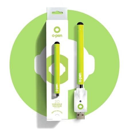 Vape Pen Battery - O.Pen 2.0 Variable Voltage Battery
