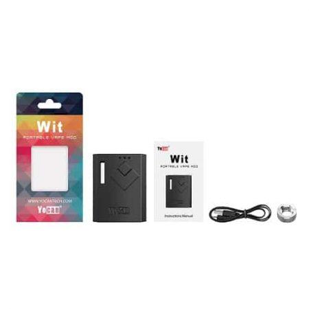 Vape Pen Battery - Yocan Wit Box Mod